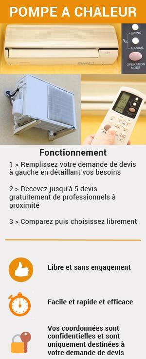 pompe chaleur solaire principes et fonctionnement. Black Bedroom Furniture Sets. Home Design Ideas